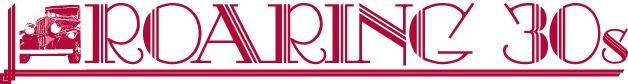 Roaring30 Logo